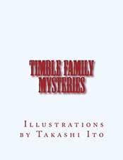 Timble Family Mystery illustrations